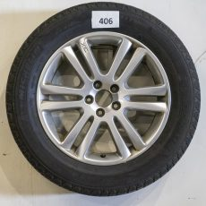 Set Volvo XC90 18 inch velgen met Michelin banden