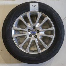 Set Volvo XC60 18 inch velgen met Vredestein/Michelin banden