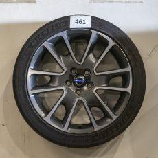Set Volvo  18 inch velgen ja Michelin ja