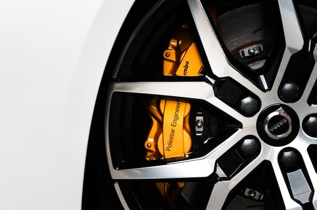 Volvo velgen aanbieding